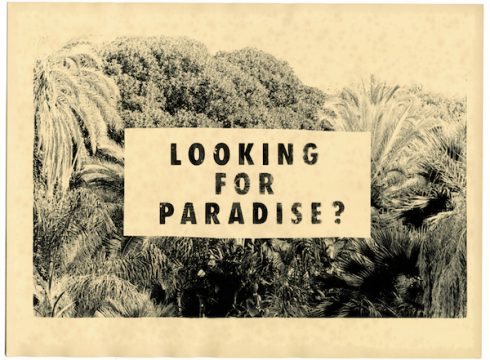 Bruno V. Roels - Fake Billboards (Looking For Paradise?) #1, 2020