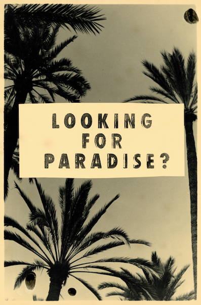 Bruno V. Roels - Fake Billboards (Looking For Paradise?) #6, 2020