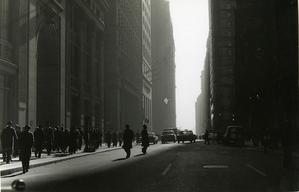 Jan Yoors - Broadway, 1964