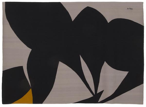 Jan Yoors - Gray Tantra, 1977 (tapestry)