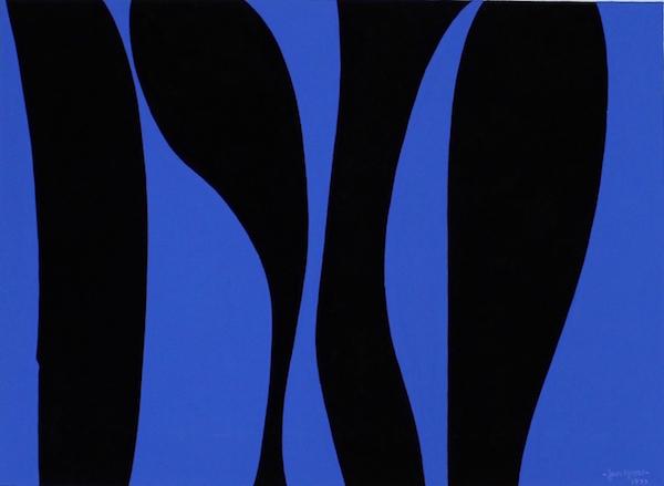 Jan Yoors - Untitled, 1977 (gouache)