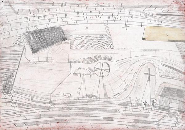Dirk Zoete - Industrial landscape 1A, 2018