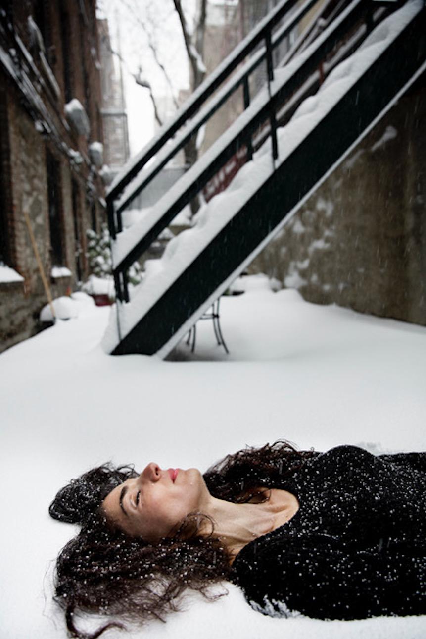 Elinor Carucci - Winter, 2016