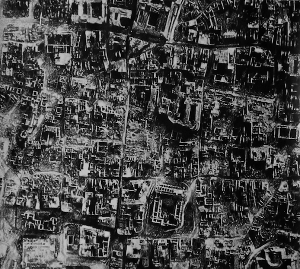 Eric Manigaud - Cologne #3, 1945, 2012