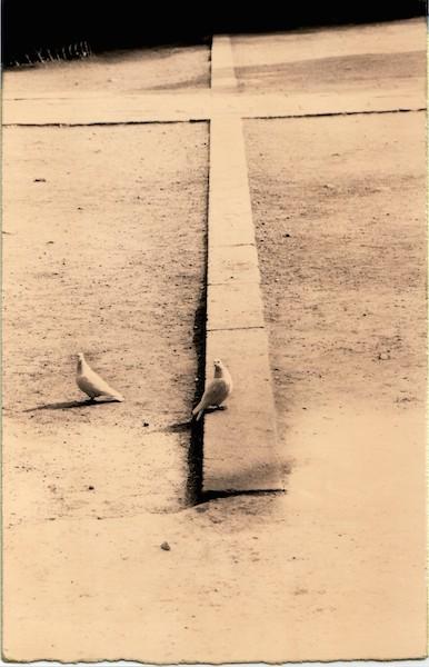 Masao Yamamoto - #0755, A box of Ku, n.d.