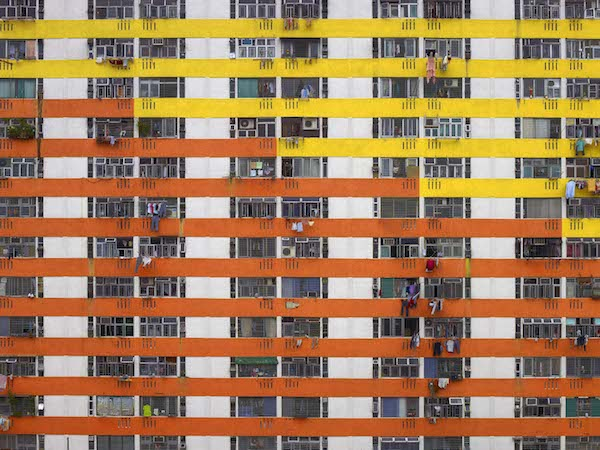 Michael Wolf - #105, Architecture of Density