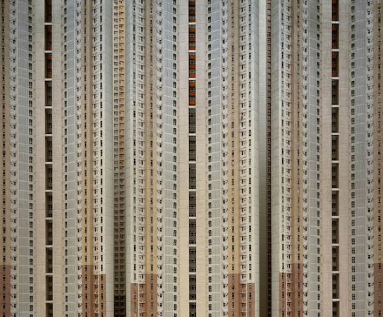 Michael Wolf - #23, Architecture of Density, 2003