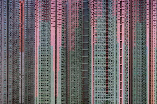 Michael Wolf - #39, Architecture of Density