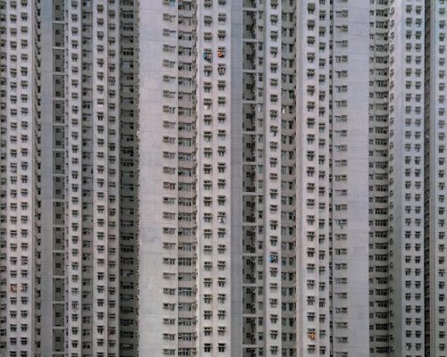 Michael Wolf - #49, Architecture of Density, 2005