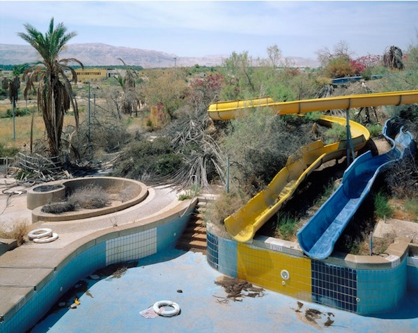 Yaakov Israel - Abandoned Water Park, Dead Sea, QMWD, 2010
