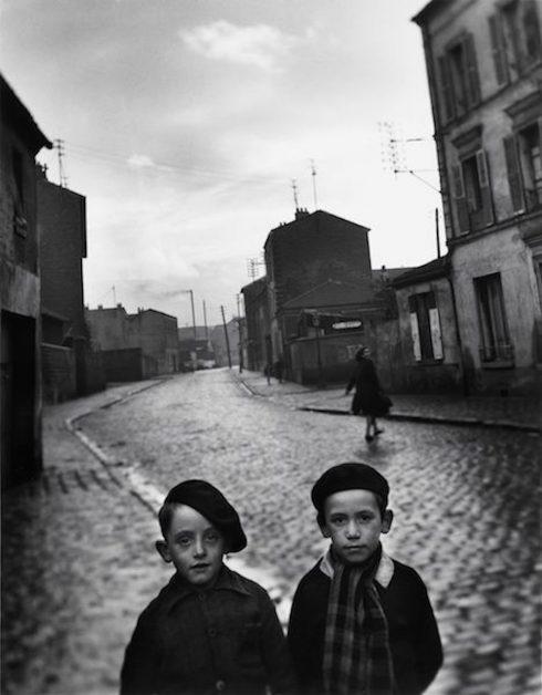 Louis Stettner - Aubervillers, 1947
