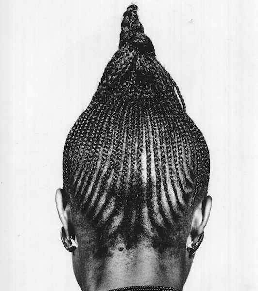 J.D. Okhai Ojeikere - Beri Beri (HD 557/74), 1974