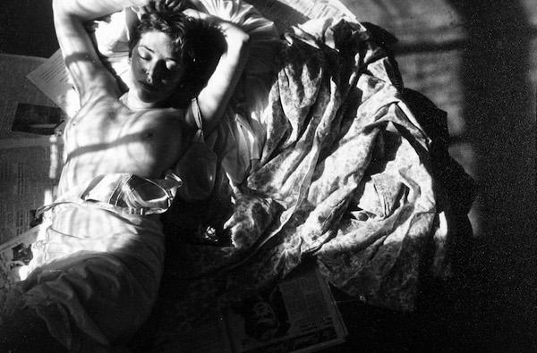 Saul Leiter - Barbara, ca. 1951