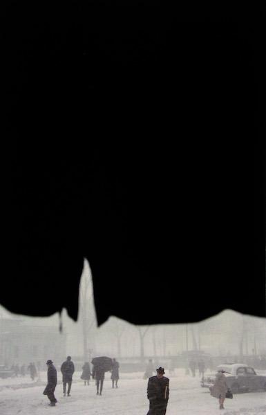 Saul Leiter - Canopy 1958