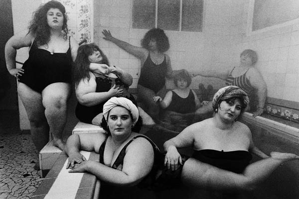 William Klein - Club Allegro Fortissimo, Paris, 1990