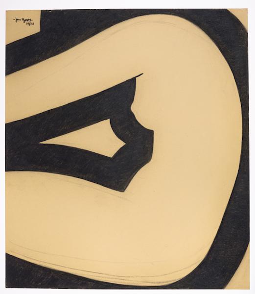 Jan Yoors - Untitled, 1977