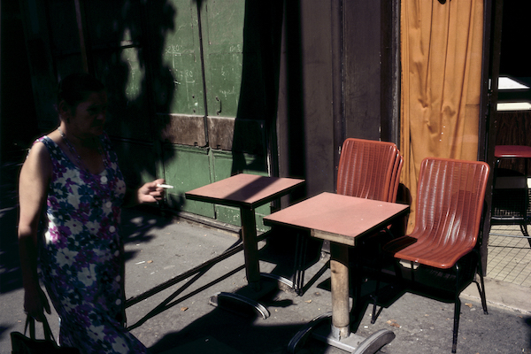 Harry Gruyaert - France, Paris, 1985