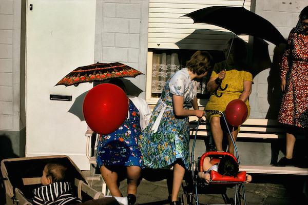 Harry Gruyaert - Belgium, Boom, 1988