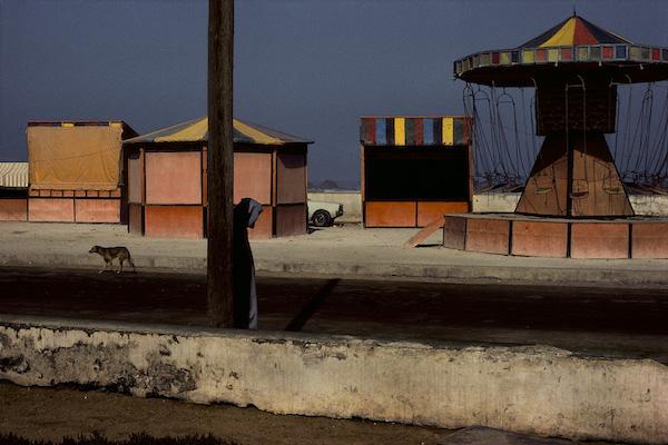 Harry Gruyaert - Morocco, Essaouira, 1988