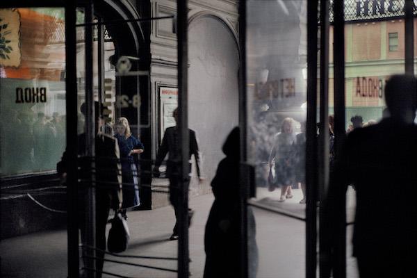 Harry Gruyaert - Russia, Moscow, 1989