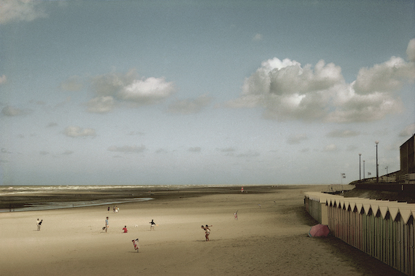 Harry Gruyaert - France, Fort-Mahon, 1991