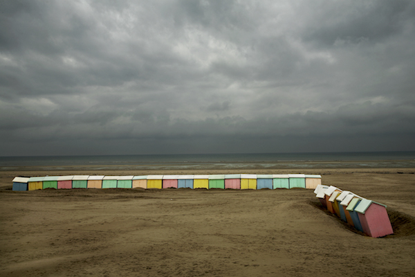 Harry Gruyaert - France, Berck Plage, 2007
