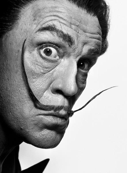 Sandro Miller - Philippe Halsman/ Salvador Dali (1954), 2014