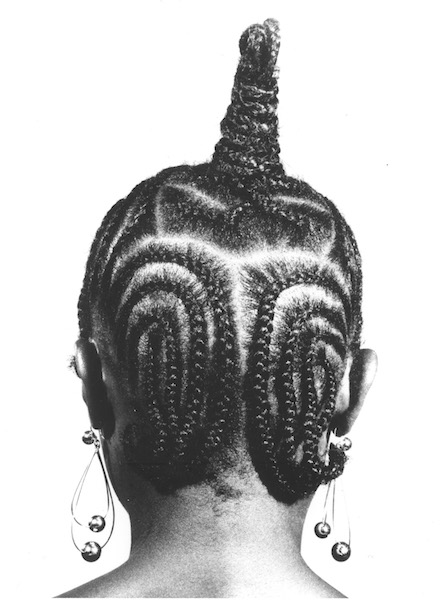 J.D. Okhai Ojeikere - Ife Bronze (HD 323/72), 1972