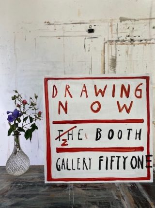 Invitation image - Drawing Now @ FIFTY ONE TOO