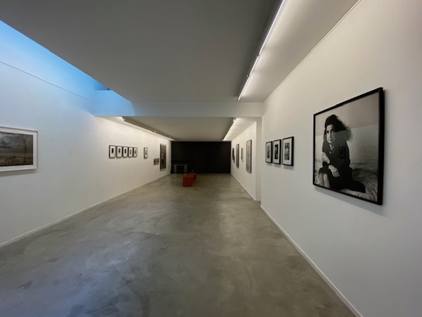 Installation view Art Brussels @ Gallery FIFTY ONE