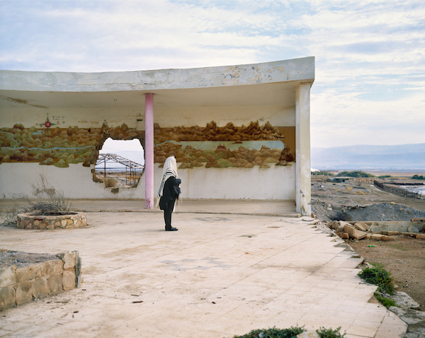 Yaakov Israel - Morning Prayer, The Dead Sea Hilton, QMWD, 2006