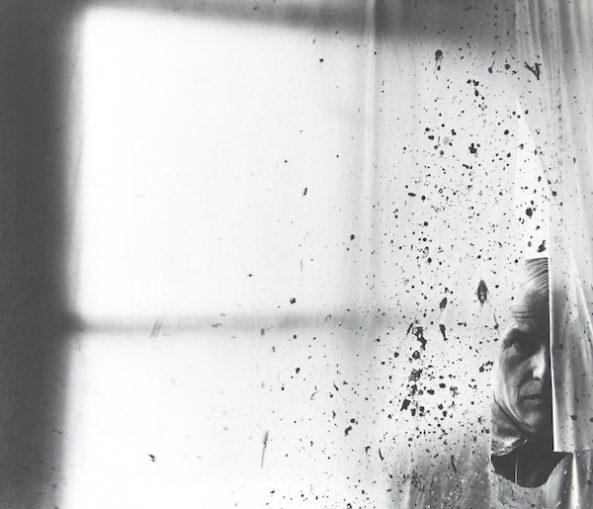 Arnold Newman - Willem de Kooning, New York, 1959