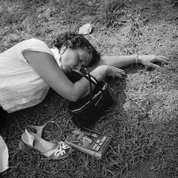 Vivian Maier - Central Park, New York, 1954