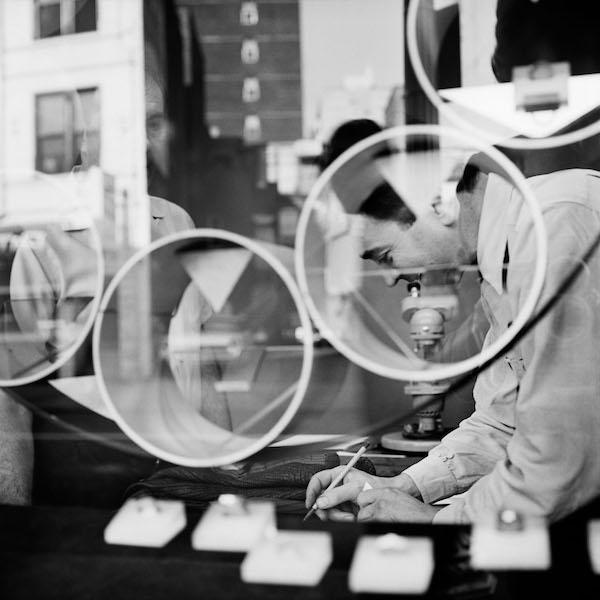 Vivian Maier - New York, NY, 1950