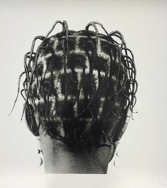 J.D. Okhai Ojeikere - Pineapple (HD 14/69), 1969