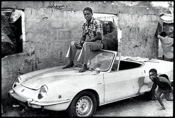 Jean Depara - Quartier Citas, 1980