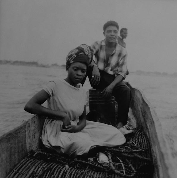 Jean Depara - Randonnée sur le fleuve Zaïre, 1958