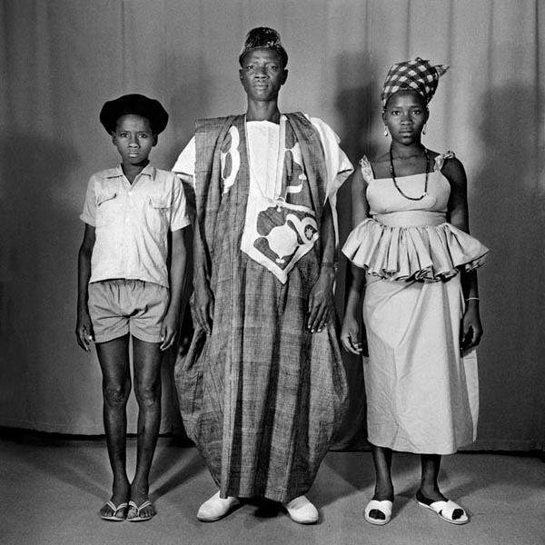 Adama Kouyaté - Untitled, Ségou, 1954