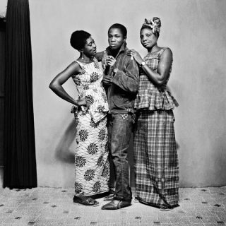 Adama Kouyaté - Untitled, Bouaké, 1966