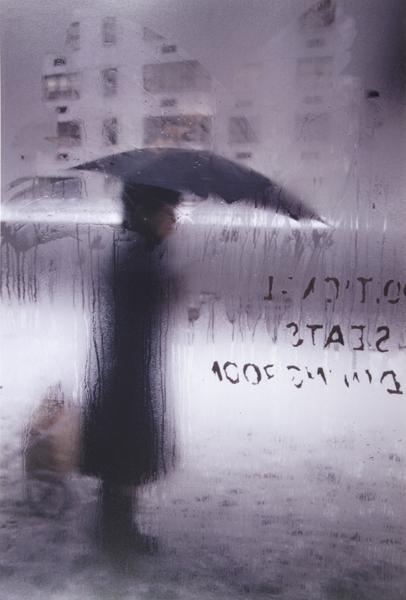 Saul Leiter - Snow (Variant), 1960
