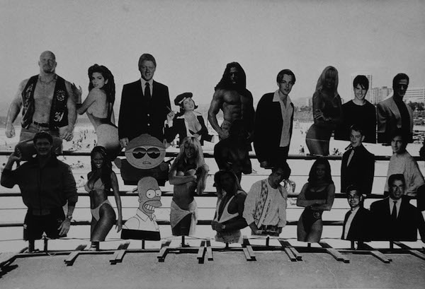 Daido Moriyama - Santa Monica, Transit, 1997-2000