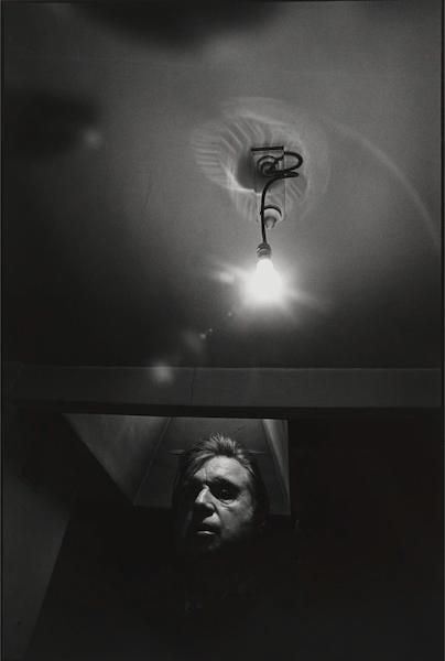 Arnold Newman - Francis Bacon, London , 1978