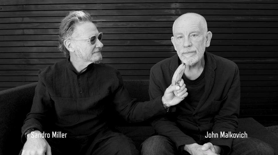Sandro Miller & John Malkovich