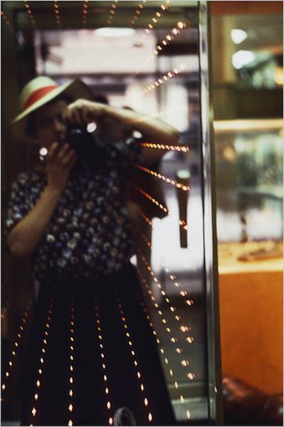 Vivian Maier - Self-portrait, Chicago, 1976