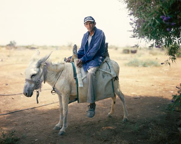 Yaakov Israel - The Man On The white Donkey, HaBiqah, 2006