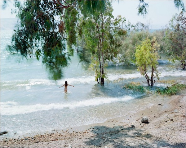 Yaakov Israel - The Sea of Galilee, QMWD, 2004