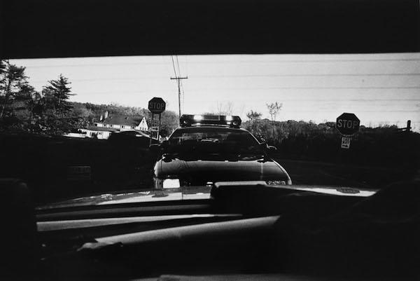 Daido Moriyama - The State of Massachusetts, Transit, 1997-2000