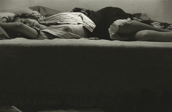 Saul Leiter - Untilted (Jay, nude), 1957