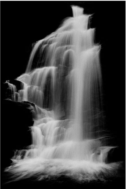 Simon Chaput - Waterfall 7, 2009