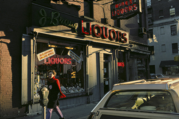 Harry Gruyaert - USA, New York City, 1985